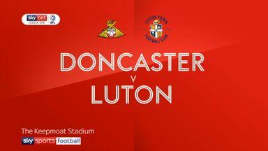 Doncaster 2-1 Luton