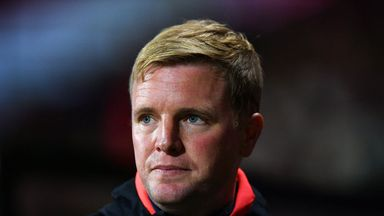 Howe fired up for 'tough' Palace