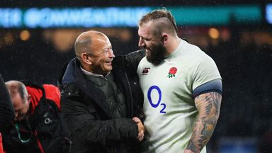 Marler: Quitting England not easy