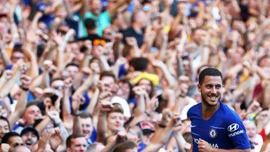 'Chelsea feared Hazard exit under Conte'