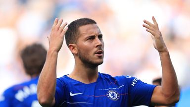 Hughes: Hazard not motivated by money