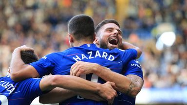 Why Giroud is key for Hazard