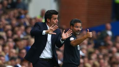 Silva: Strong competition at Everton