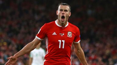 Wales monitoring Bale fitness
