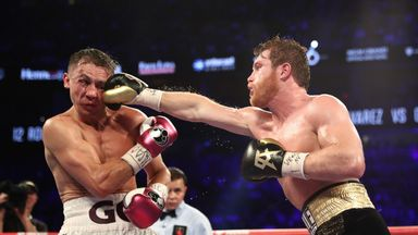 Canelo and GGG keen on rematch
