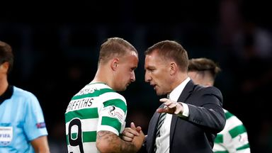 Rodgers challenges Griffiths to push on