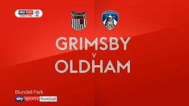 Grimsby 0-3 Oldham