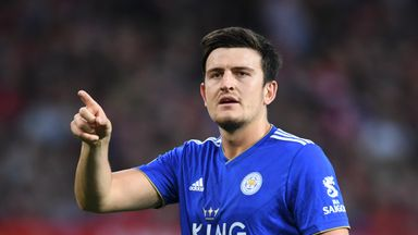 Puel: No guarantees on Maguire stay