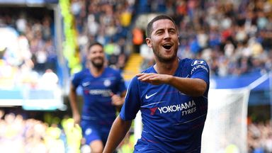 Hazard: Easy to say Sarri is great