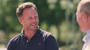 Christian Horner: My F1 journey
