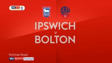 Ipswich 0-0 Bolton