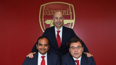 'Arsenal revolution is complete'