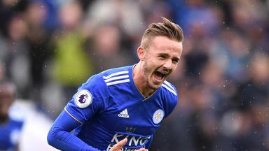 Could Maddison replace Eriksen?