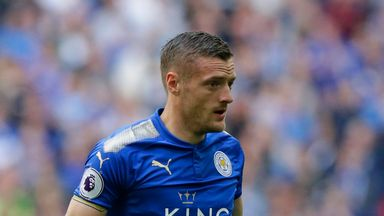 Vardy finds defeat hard to digest!