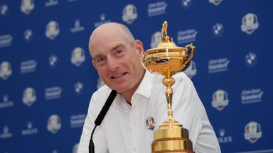 Furyk: Team USA have Ryder Cup plan