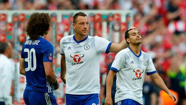 'Terry will command respect at Chelsea'