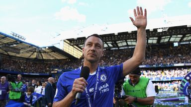 Chelsea return for Terry?