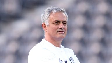 Jose explains Man Utd improvement