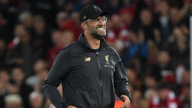 Klopp considers playing two strikers