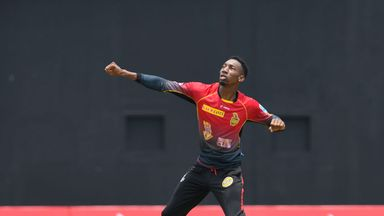 CPL Final: Trinbago v Guyana highlights