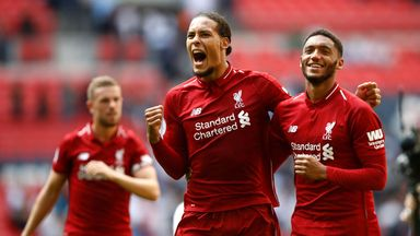 Klopp plays down Van Dijk injury