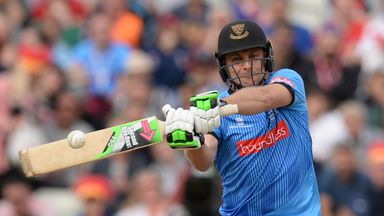 Vitality Blast semi: Sussex v Somerset