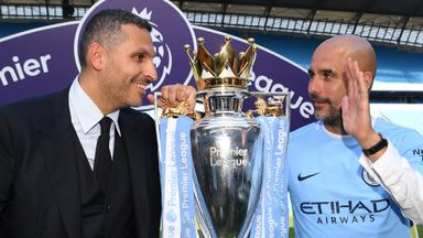 'City financially strongest club in UK'