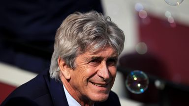 Malaga roundabout named after Pellegrini