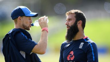 'Moeen has England team's support'