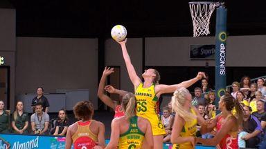 Australia v England: Highlights