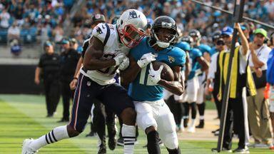 Patriots 20-31 Jaguars