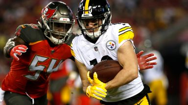Steelers 30-27 Buccaneers