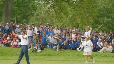 Ryder Cup moments: Faldo v Strange