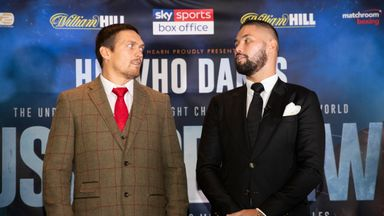 Usyk v Bellew is 'fight of the year'