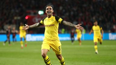 Alcacer: I left Barca to be happy