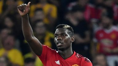 Pogba: We are mentally stronger