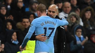 Pep: De Bruyne fit to face Burnley
