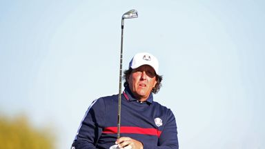 Mickelson would 'cherish' away win