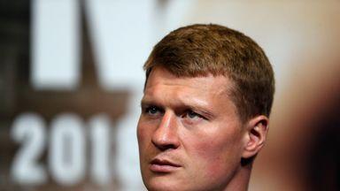 'AJ needs to be wary of Povetkin power'