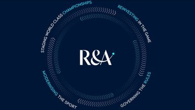 R&A sets vision to grow golf