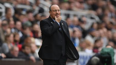 Benitez: Newcastle so close to first win