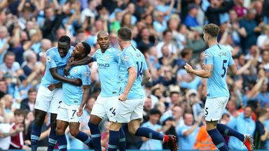 'Man City a level above title rivals'