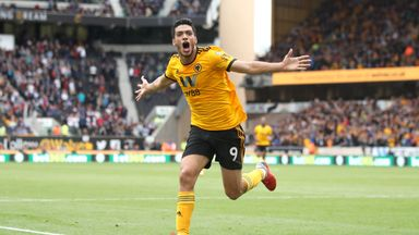 Nuno: Wolves have option to buy Jimenez