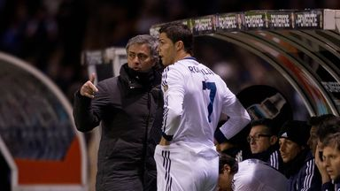 Jose: Ronaldo among all-time best