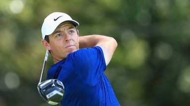 McIlroy stays in East Lake hunt