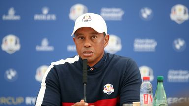 Tiger out to improve Ryder record