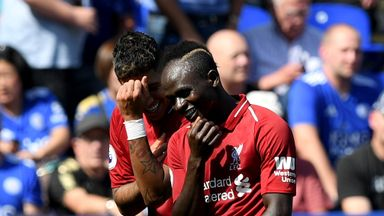 Mane: The celebration imitator!