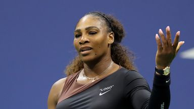 Serena's sexism claims 'unjustified'