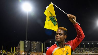 CPL: Guyana v Trinbago highlights