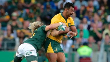 Defence key for Springboks